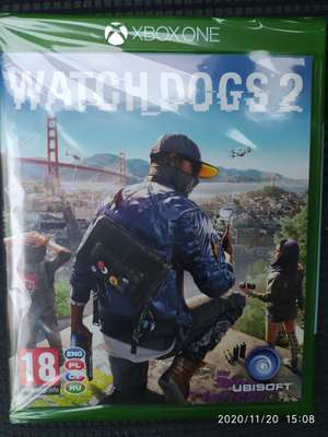Watch dogs 2 Xbox, PS