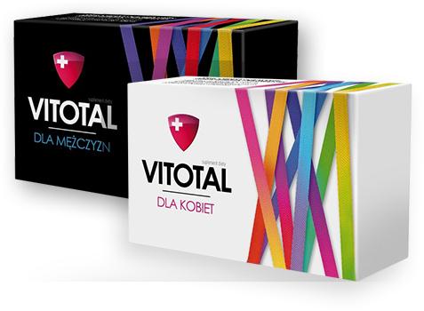 Darmowy audiobook przy zakupie promocyjnego opakowania Vitotal @ VITOTAL