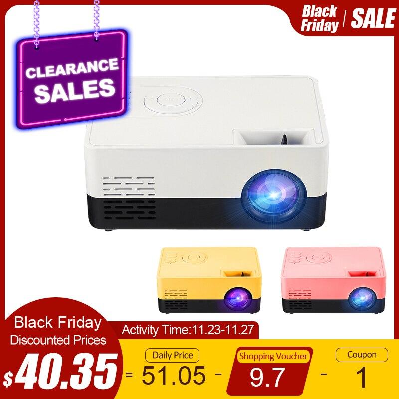 Mini projektor J15 @ Aliexpress