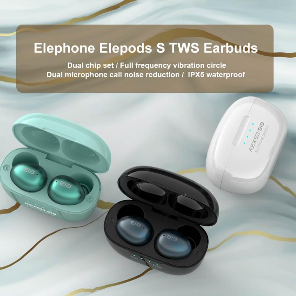 Słuchawki bezprzewodowe Elepods S TWS @Aliexpress