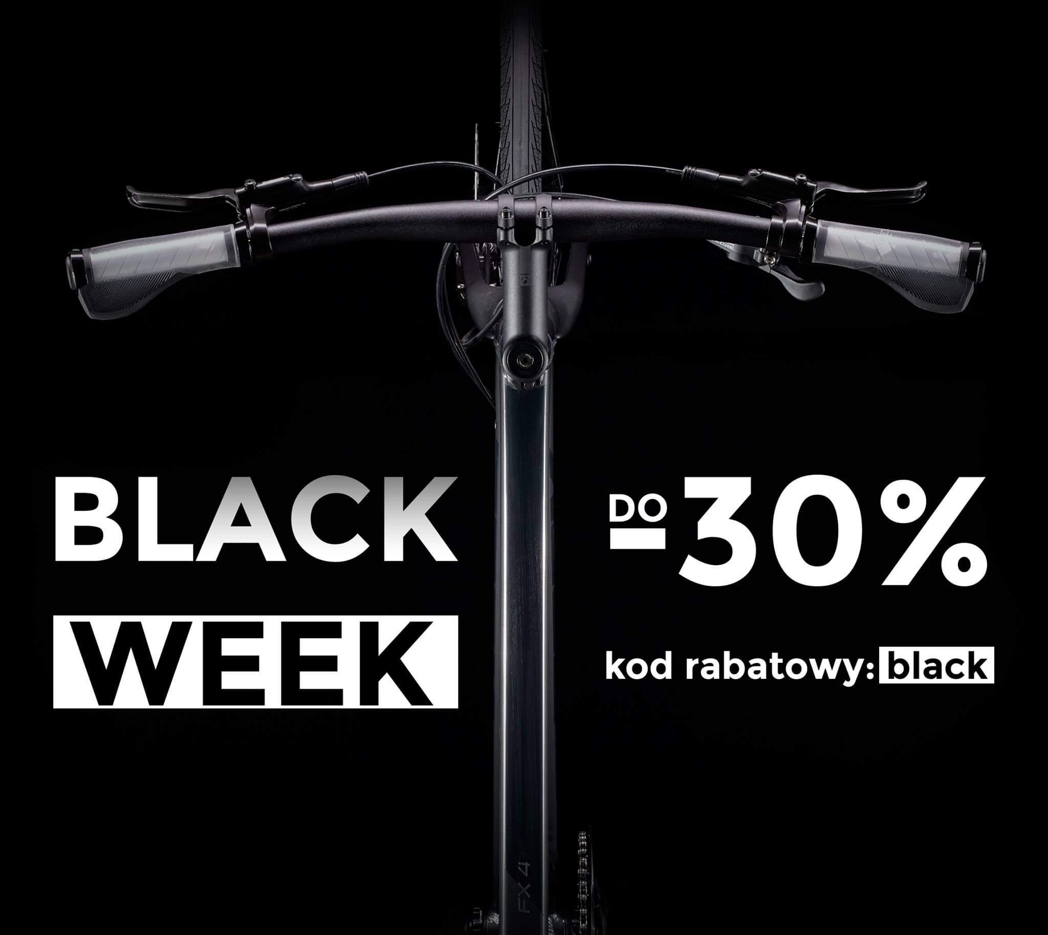 Asortyment rowerowy w PM Bike DO 30% taniej z okazji Black Friday