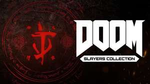 DOOM Slayers Collection - 4 gry za 9,29€ @Fanatical