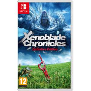 [Nintendo Switch] Xenoblade Chronicles: Definitive Edition @MediaMarkt