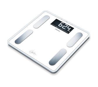 Diagnostyczna waga łazienkowa Beurer BF 400 w kolorze białym @ OleOle