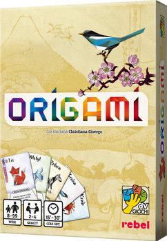 Origami - gra planszowa / karciana