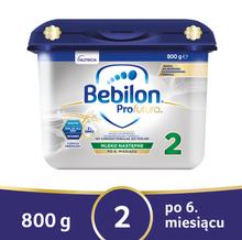 Mleko Bebilon Pronutra Advance 2,3,4,5 i Profutura 2,3,4 w promocji przez weekend