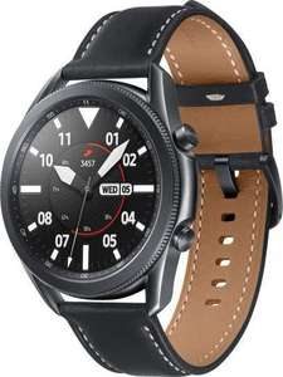 Samsung Galaxy Watch 3 Mystic Black 45mm (SM-R840NZKAEUE) Morele.net