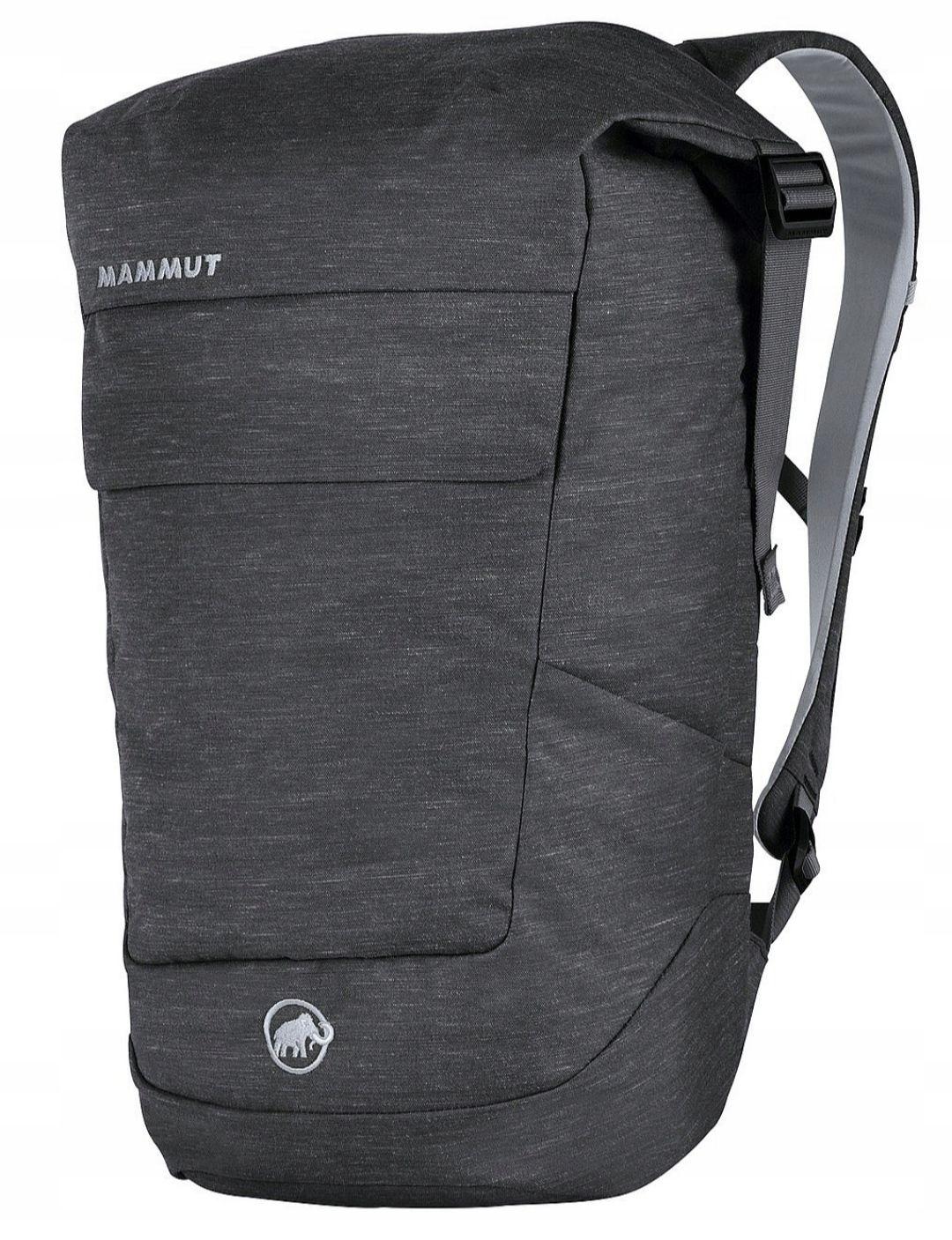 "Czarny plecak Mammut ""Xeron Courier 20"""