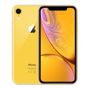 Smartfon APPLE iPhone XR 128GB Żółty
