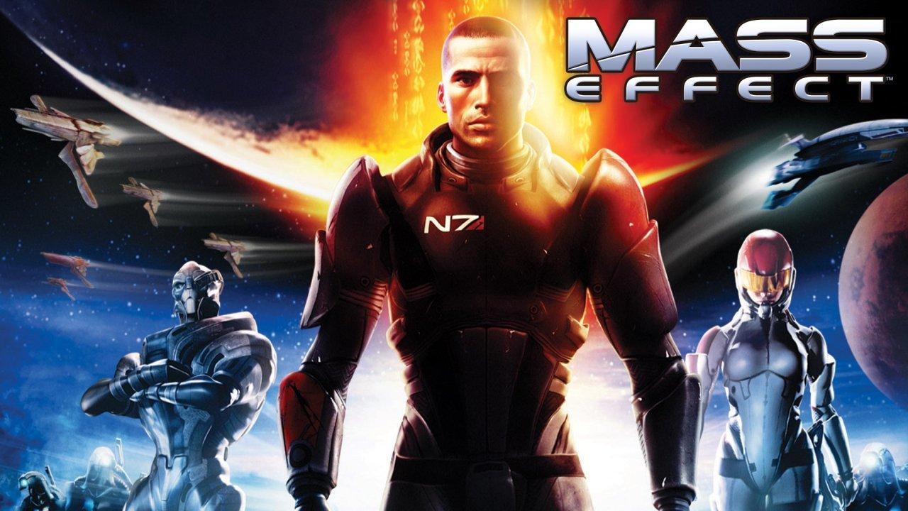 Mass Effect PC Origin
