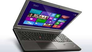 SUPER OKAZJA Lenovo ThinkPad T540p (20BFA12EPB) Windows 7, 15,6 cala, procesor Intel Core i5 2600 MHz, 4GB RAM, dysk 500 GB HDD, grafika HD Graphics 4600