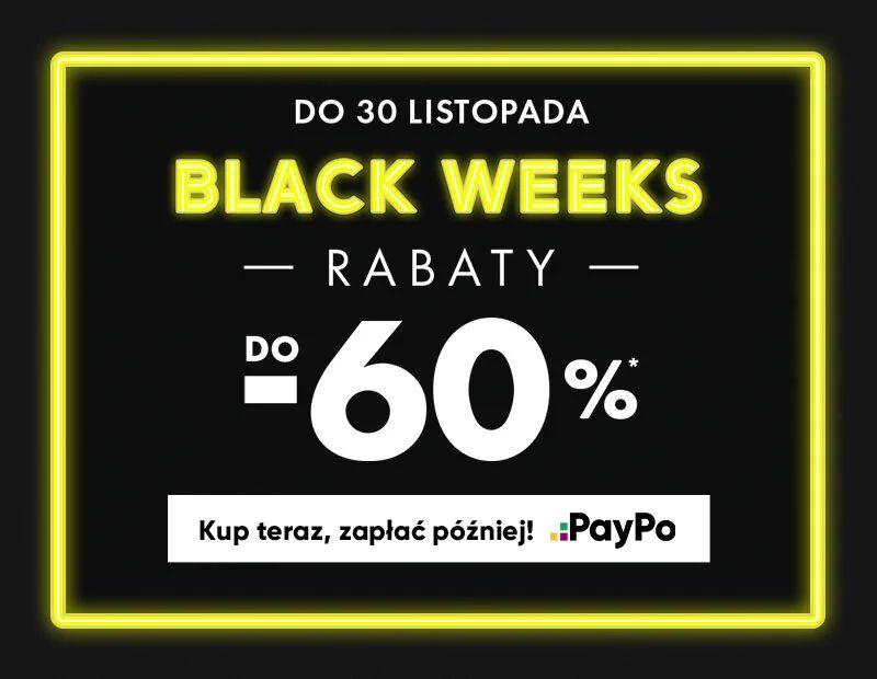 Black weeks -60% 50 style