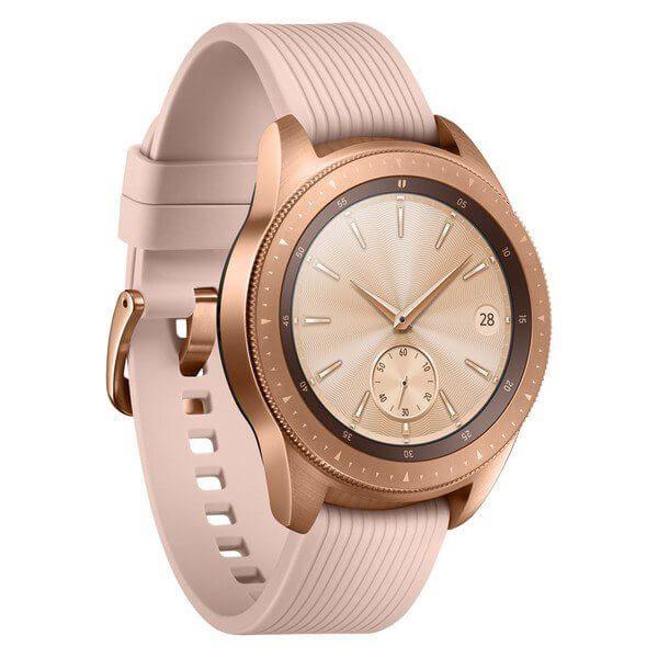 Smartwatch SAMSUNG Galaxy Watch 42mm Rose gold i inne @matrixmedia