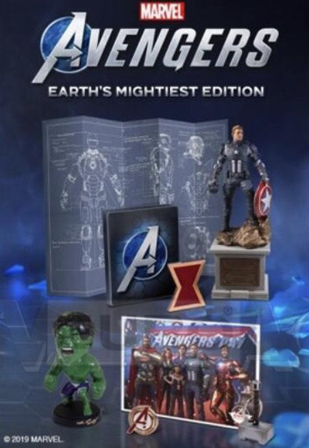 Marvel's Avengers - Edycja Najpotężniejszych Bohaterów PS4