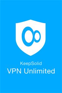 KeepSolid VPN Unlimited - bezpłatna 6-miesięczna subskrypcja [5 urządzeń]