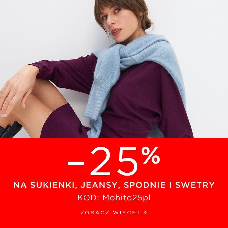 -25% w Mohito