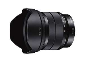 Obiektyw Sony E SEL1018 10-18 mm f/4 @Amazon (515,04€)