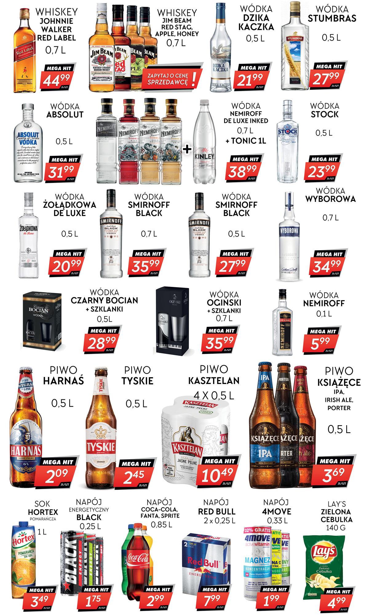Jim Beam 0.7 różne smaki+ szklanka