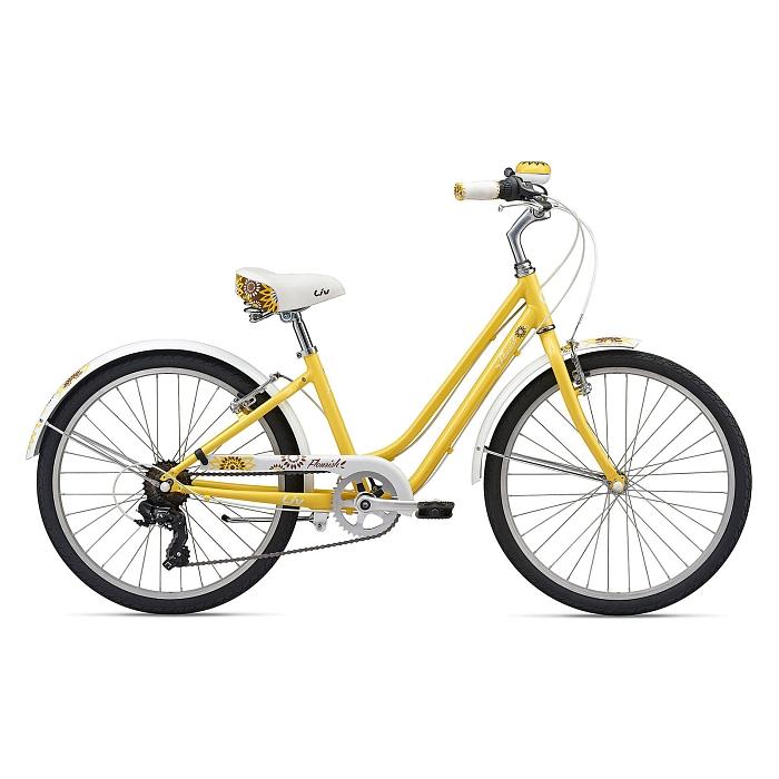 Rower 24'' dla dziewczynek Liv (podmarka Giant)