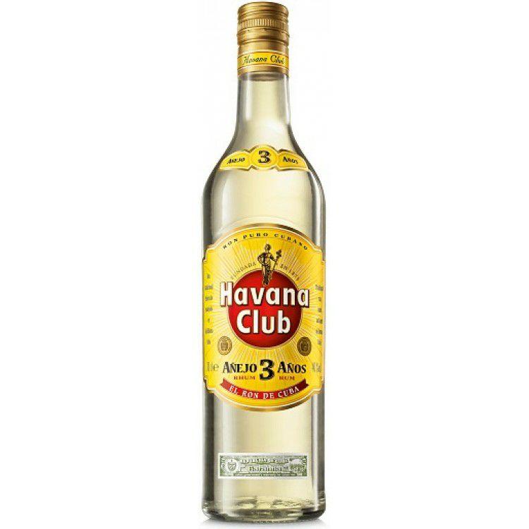Rum Havana Club 3YO, 0.7L, 37,5%, Stokrotka Sokółka (Łąkowa)