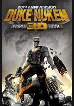Duke Nukem 3D: 20th Anniversary World Tour STEAM