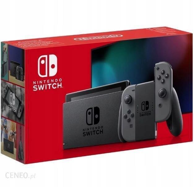 Konsola Nintendo Switch Joy-Con v2 Szary 2019