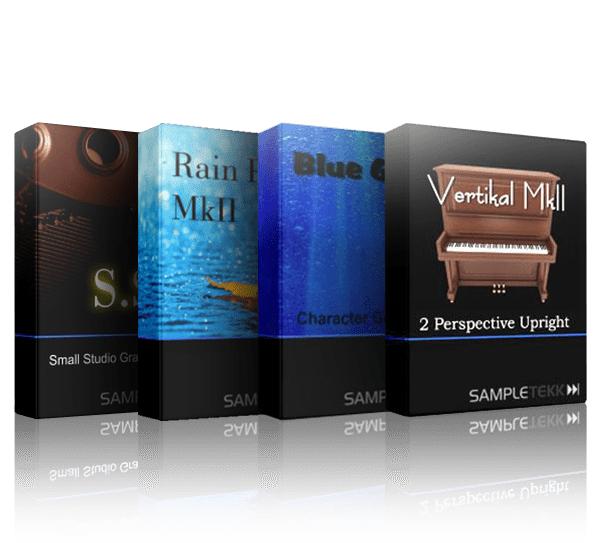 Sampletekk Emotional Piano Bundle - VST - 31.60 USD (+50% kwoty, jako reward bonus)