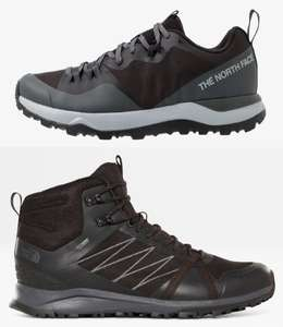 The North Face buty trekkingowe - 3 pary