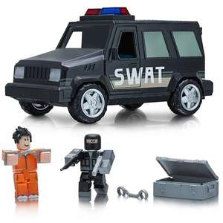 ROBLOX SWAT Pojazd i figurki