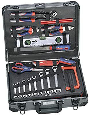 Walizka narzędziowa z wyposażeniem 99 el. KWB 370760