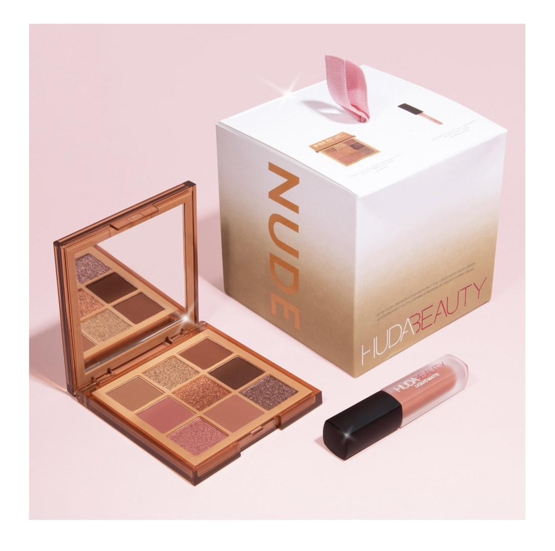 -20% na wszystkie produkty Huda Beauty w Sephora