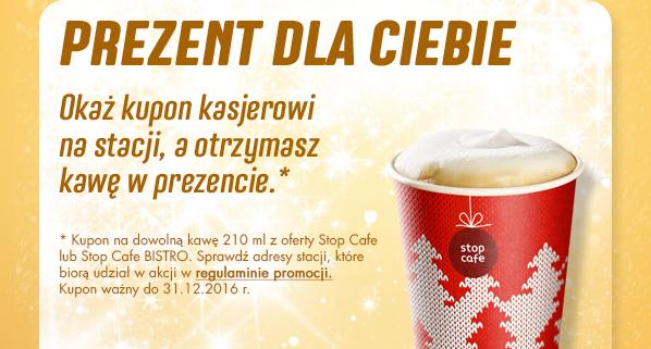 Dwie darmowe kawy na Orlenie