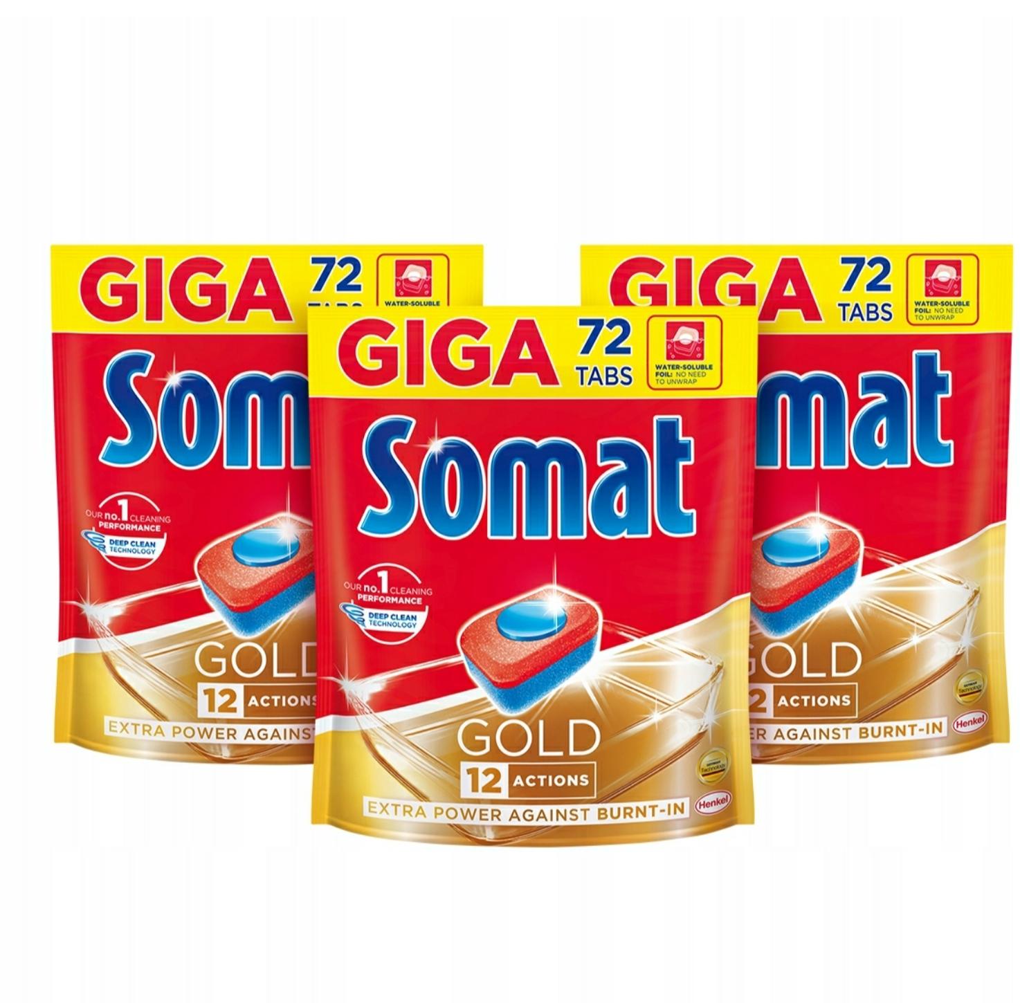 Somat GOLD 216 szt