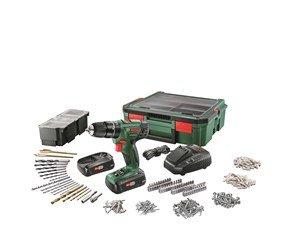 Wiertarko-wkrętarka Bosch PSB 1800 + zestaw SystemBox