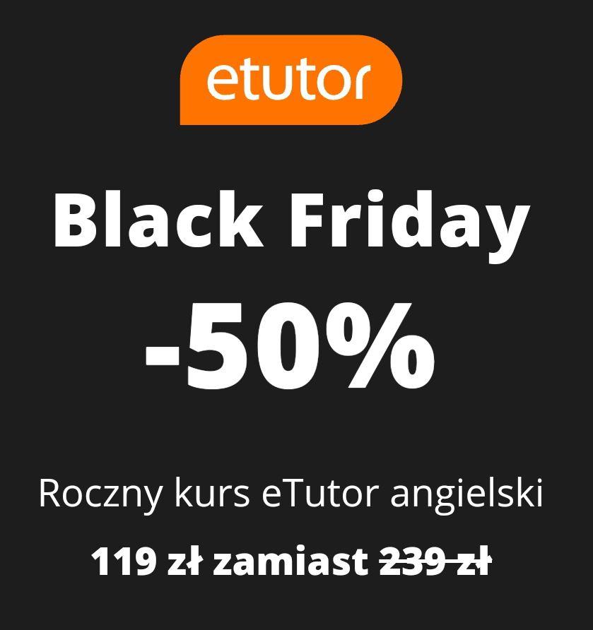 Roczny kurs eTutor angielski/niemiecki -50%