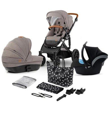 Wózek 3w1 Kinderkraft Prime + Mommy Bag za 1259zł @ babyhit.pl
