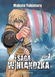 Saga Winlandzka - Wydawnictwo Hanami rabaty