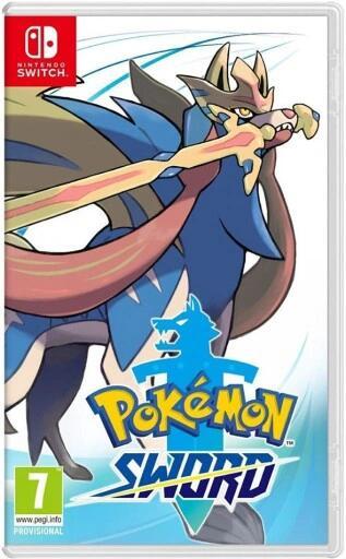 Pokemon Sword Nintendo Switch SMART