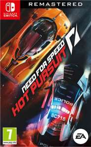 Need for Speed Hot Pursuit Remastered Nintendo Switch SMART