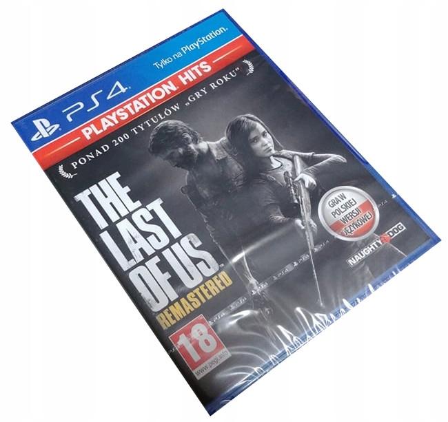 The Last of Us PL Dubbing PS4