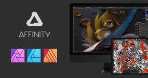 Affinity Photo / Designer / Publisher -33% !