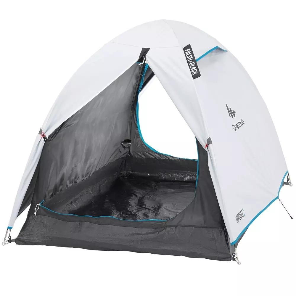 namiot QUECHUA FRESH&BLACK 2os. @Decathlon (wersja 3os. też w promocji)