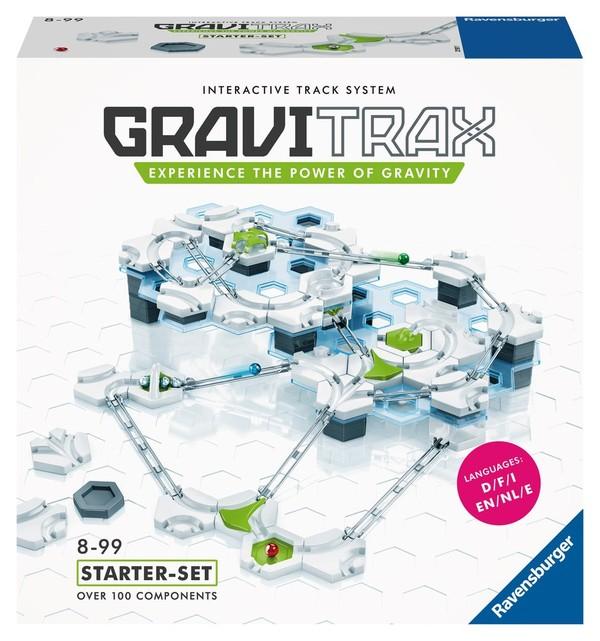 Gravitrax - zestaw startowy , zabawka interakcyjna