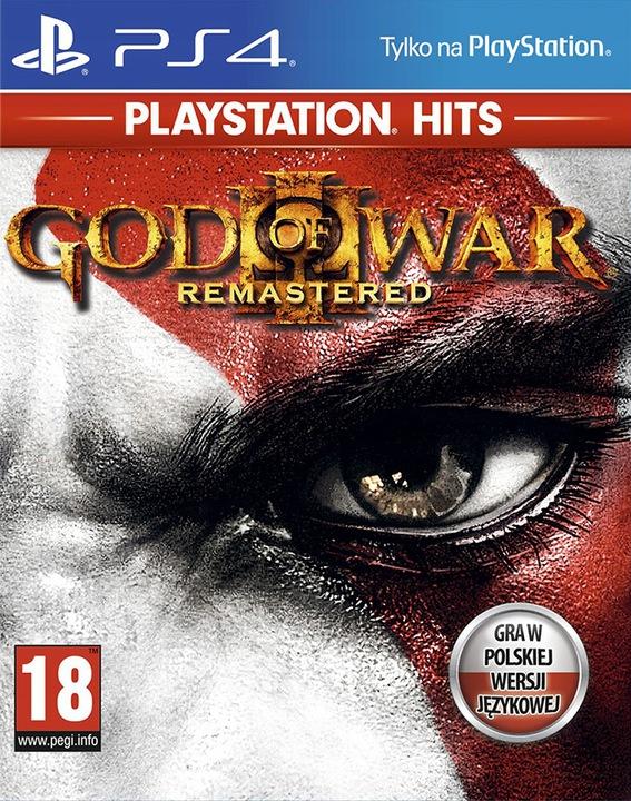 God of War 3 Remastered PL Dubbing PS4