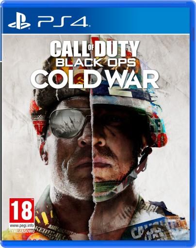 Call of Duty: Black Ops Cold War PS4 za 239zł w opisie xbox one 219.99zł