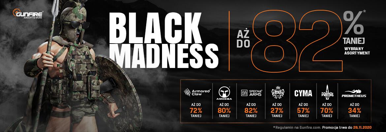 Black Friday w Gunfire, do -80%