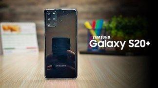 Samsung Galaxy S20+ DualSim Czarny Black 128GB