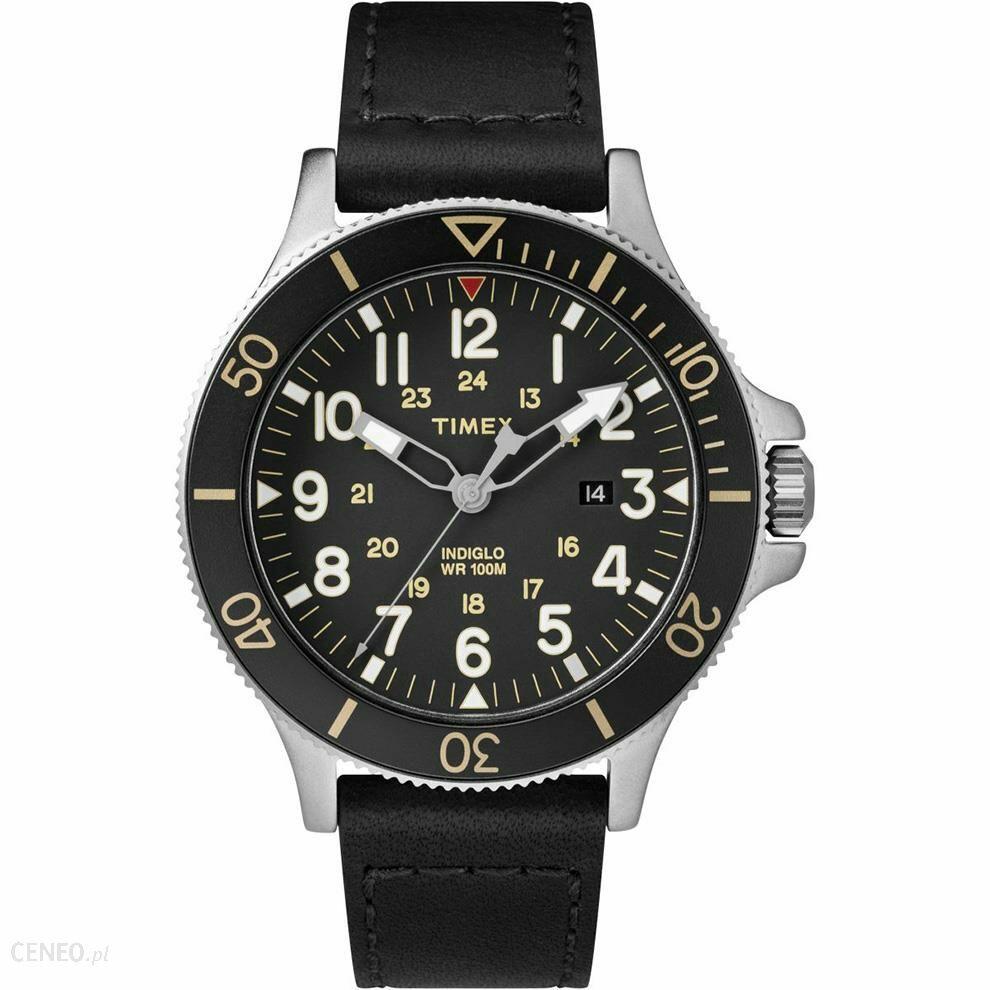 Zegarek Timex TW2R45800 Allied Coastline i inne od Timex na empik.com