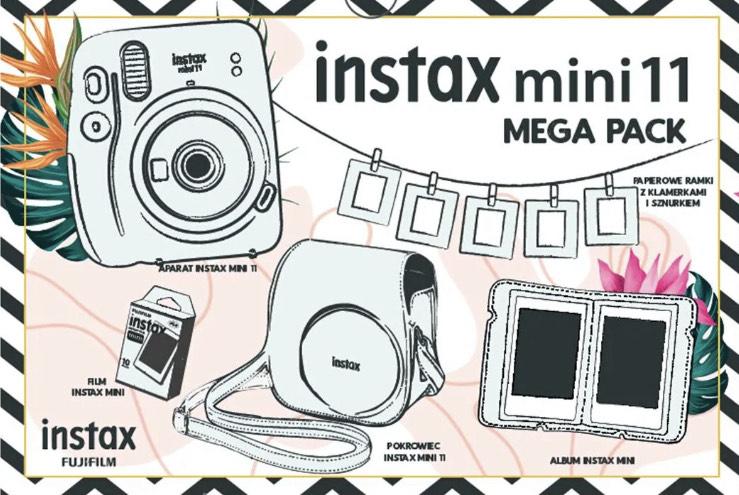Instax Mini 11 Mega Pack