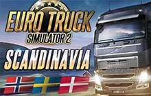 Euro Truck Simulator 2 - Scandinavia DLC @Wingamestore